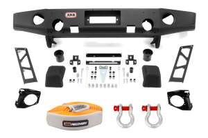 ARB Hoopless Front Bumper Package ( Part Number: 3950200PKG)