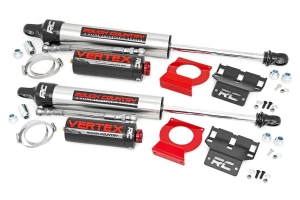 Rough Country Front Adjustable Vertex Shocks - 6in Lift - JT/JL