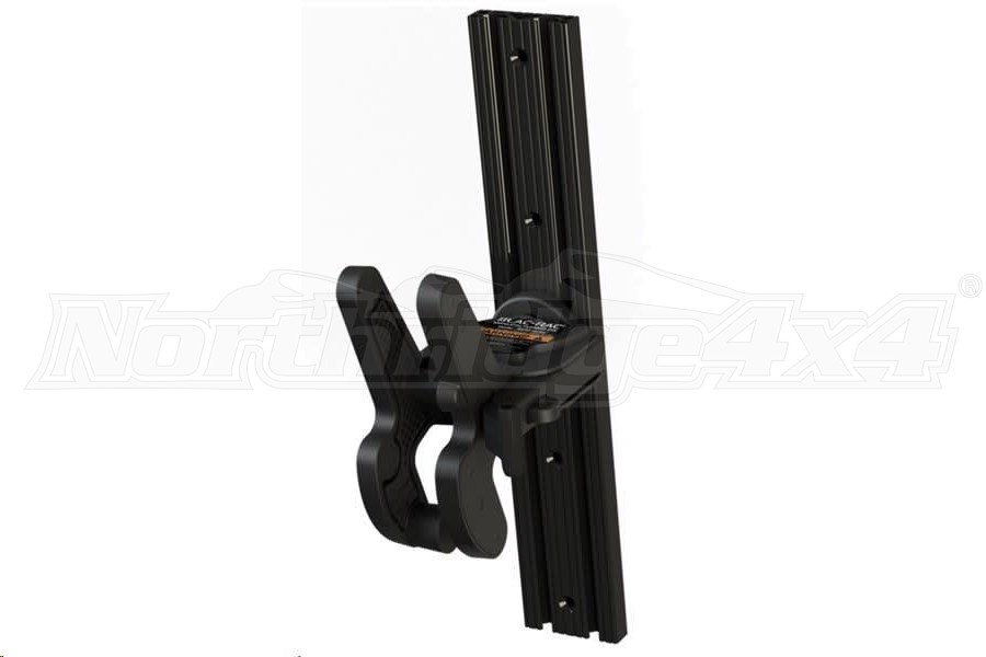Blac-Rac 1070 Series Weapon Retention System-Mount w/ 18in T-Rail Kit