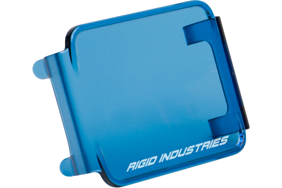 Rigid Industries Dually Light Cover Blue (Part Number:201943)