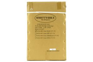 Smittybilt Standard Bucket Seat Black (Part Number: )