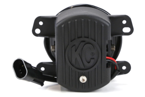 KC Hilites Gravity LED Fog Light Kit Amber (Part Number: )