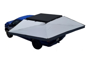Overland Vehicle Systems Nomadic 270 LT Awning - Driver Side