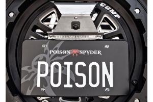 Poison Spyder Backup Camera Mount - JL