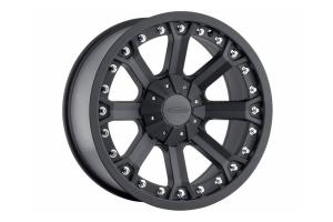 Pro Comp Xtreme Alloys Series 5001 Black Wheels 17x9 5x5 (Part Number: )