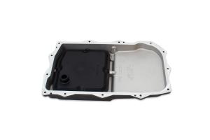 PPE HD Cast Aluminum Shallow Transmission Pan - Black  - JT/JL