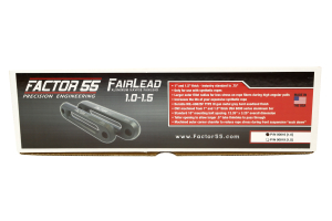 Factor 55 Hawse Fairlead 1in