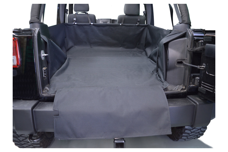 Dirty Dog 4x4 Cargo Liner  - JK 4dr w/Subwoofer