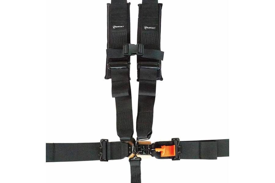Bartact 3in x 3in 5-Point SFI Approved Race Harness
