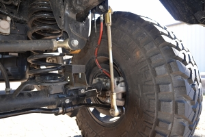 Clayton 3.5in Triple Rate Rear Coil Springs - JT