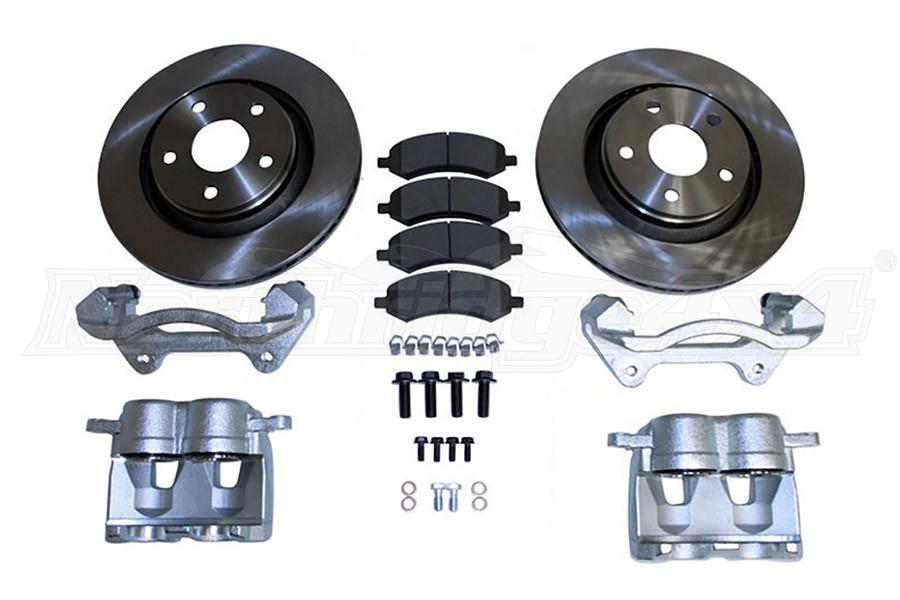 Crown Automotive Front Big Brake Kit (Part Number:RT31046)
