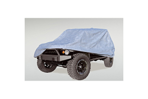Rugged Ridge Car Cover  (Part Number: )
