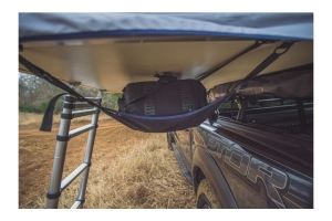 Roam Vagabond XL Rooftop Tent - Slate Grey/Navy Blue