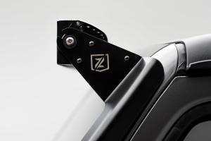 T-REX ZROADZ A Pillar Roof Level Mount 52in Straight LED Light Bar  - JL/JT