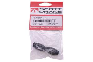 Drake Off Road Hood Hold Down Turnbuckles Black (Part Number: )