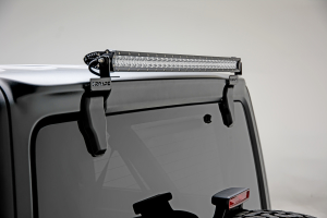 T-REX ZROADZ Rear Window Hinges Hard Top LED Light Mounting Brackets  (Part Number: Z394931)