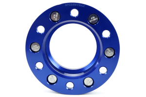 Spidertrax Wheel Spacer Kit 6x5.5 1.25in  - FJ Cruiser 2007-14, Toyota 4Runner and Tacoma