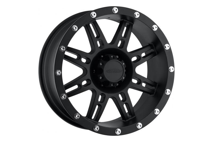 Pro Comp 7031 Series Wheel Flat Black 16x8 5x4.5 (Part Number:7031-6865)