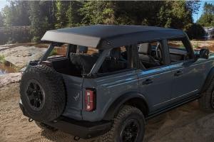 Bestop Trektop Soft Top - Black Diamond - Ford Bronco 4Dr