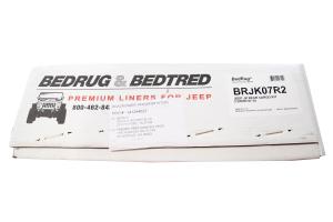 BedRug Cargo Floor Kit - JK 2dr 2007-10