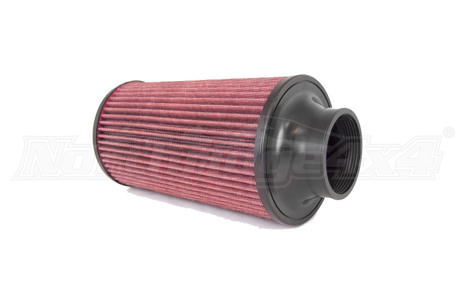 Rugged Ridge Conical Air Filter 77Mm X 270Mm
