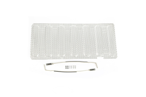 Rugged Ridge Grille Insert, Satin Stainless ( Part Number: 11401.22)