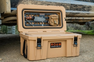 Roam Rugged Case Molle Panel - 82L