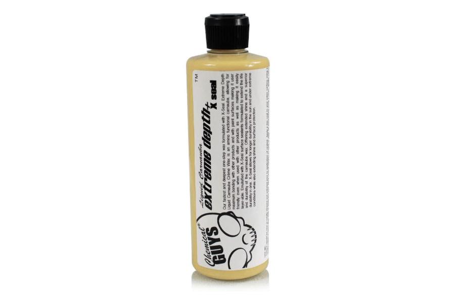 Chemical Guys Extreme Depth Liquid Carnauba Creme Wax X-Seal - 16oz