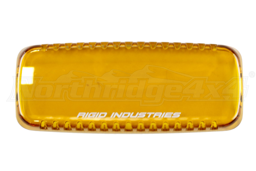 Rigid Industries SR-Q Series Cover Amber (Part Number:311933)