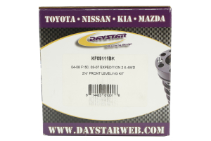 Daystar Leveling Kit 2.5in Front (Part Number: )