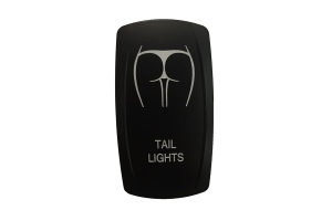 sPOD Tail Lights Rocker Switch Cover
