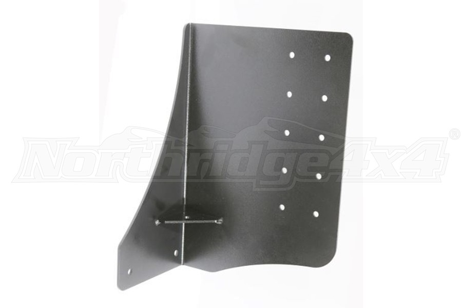 Rock Hard 4x4 Freedom Series Passenger Side Right Tank Mount for Body Mount Tire Carrier - JK