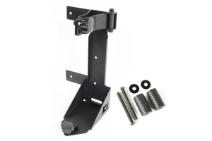 Rugged Ridge Off-Road Jack Mounting Bracket Kit for Sparticus Tire Carrier - JK