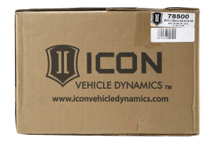 Icon Vehicle Dynamics Upper Control Arm Kit (Part Number: )