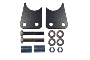 Synergy Manufacturing Front Sway Bar Relocation Kit - JK