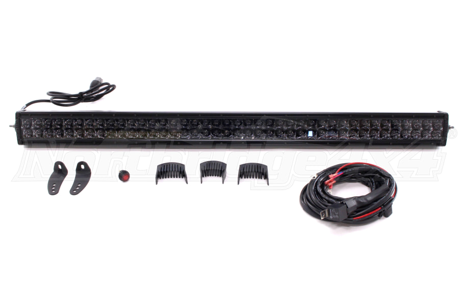 Rigid Industries E-Series Midnight Edition 40in LED Light Bar Black (Part Number:140213BLK)