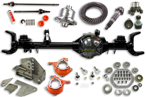 Dynatrac ProRock 44 Unlimited Package - Assembled ( Part Number:DYNPROROCK44UNL)