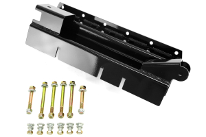 Rock Krawler Driver Side Long Arm Bracket for Trail and Pro Series Systems (Part Number: )