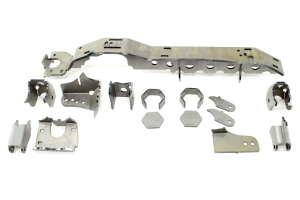 Artec Industries JK 1 TON - SUPERDUTY 99-04 Front Dana 60 Swap Kit - w/ Adjustable Truss Upper Link Mount - Single (Part Number: )