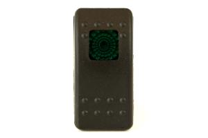 Daystar Rocker Switch Green LED ( Part Number: KU80012)