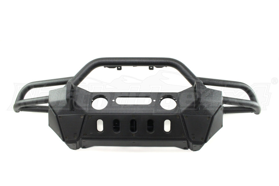 Smittybilt Gen 2 SRC Front Bumper Textured Black (Part Number:76724)