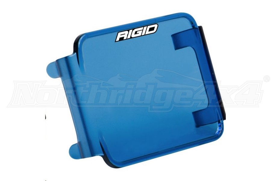 Rigid Industries D-Series Cover Blue (Part Number:201943)