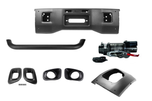 AEV Front Bumper Package ( Part Number:AEVRAMBUMPERPKG)