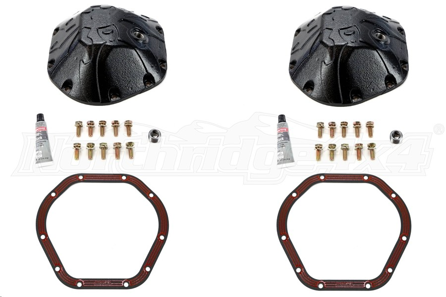 Lube Locker and Diff Cover Package - JK/TJ Rubicon
