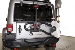 Maximus-3 Modular Tire Carrier Sport Package (Part Number: )