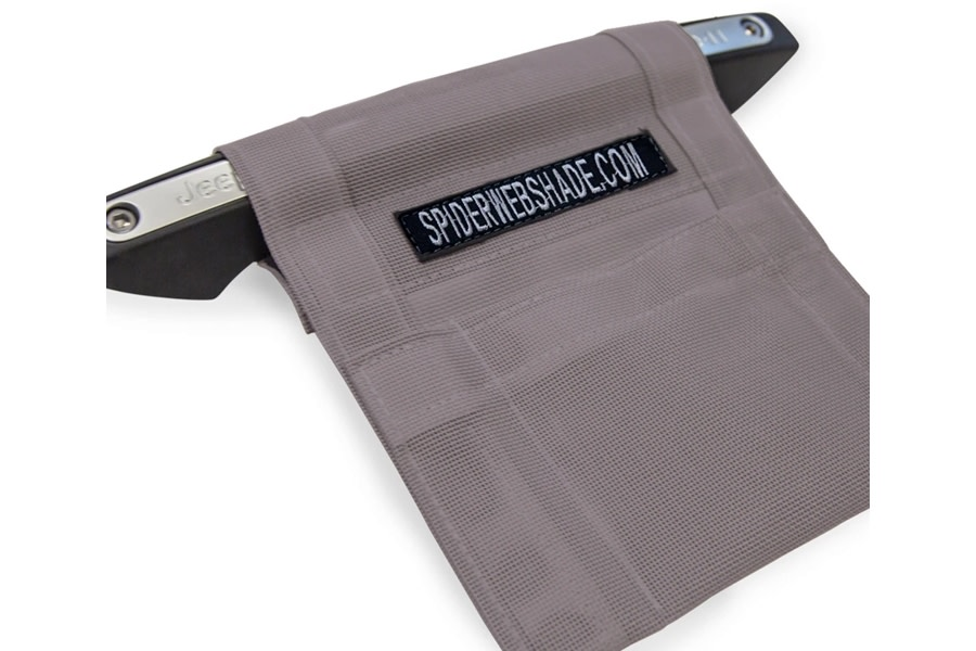 SpiderWebShade Grab Bag - Grey - JK/TJ/YJ