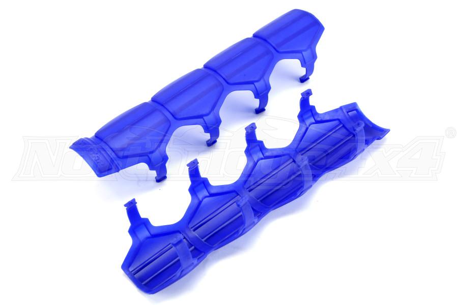 Daystar Shock & Steering Stabilizer Armor Blue ( Part Number: KU71112RB)