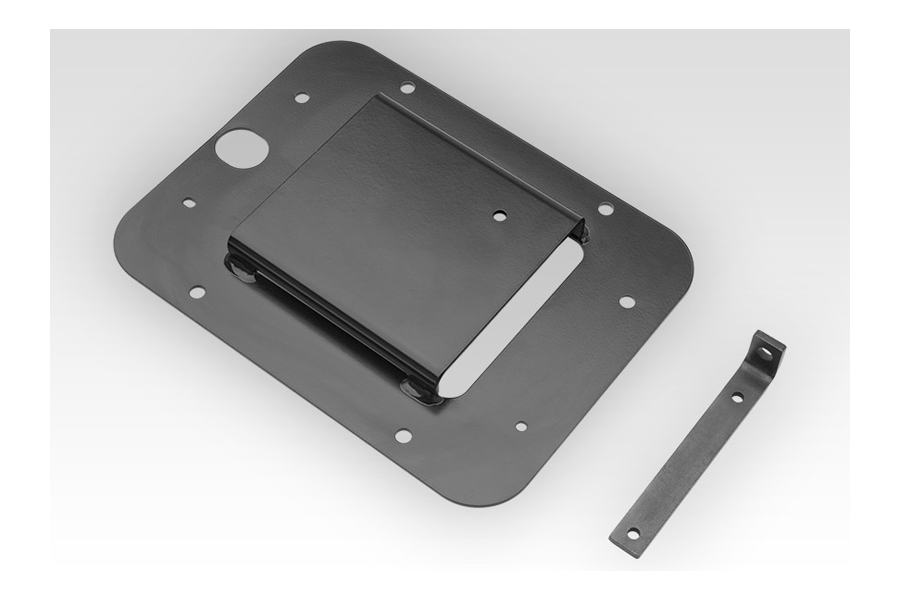 Rancho Performance RockGEAR Rear Door Cover Plate - JK