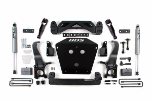 BDS Suspension 7in Suspension Lift Kit - Toyota Tundra 2007-15