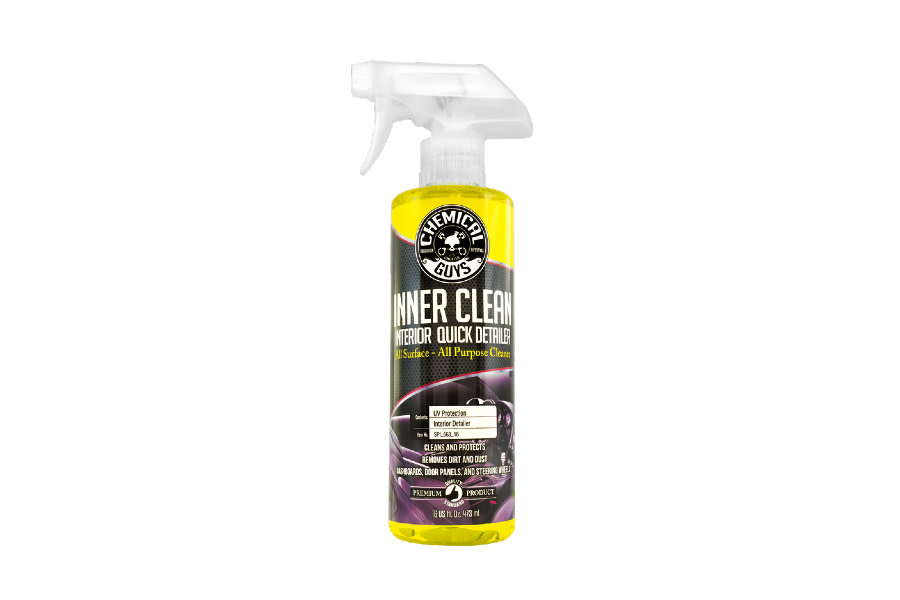 Chemical Guys InnerClean Quick Interior Detailer and Protectant - 16oz